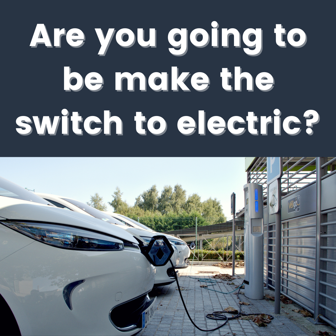 Electric Cars - Hire Purchase & Lease Finance