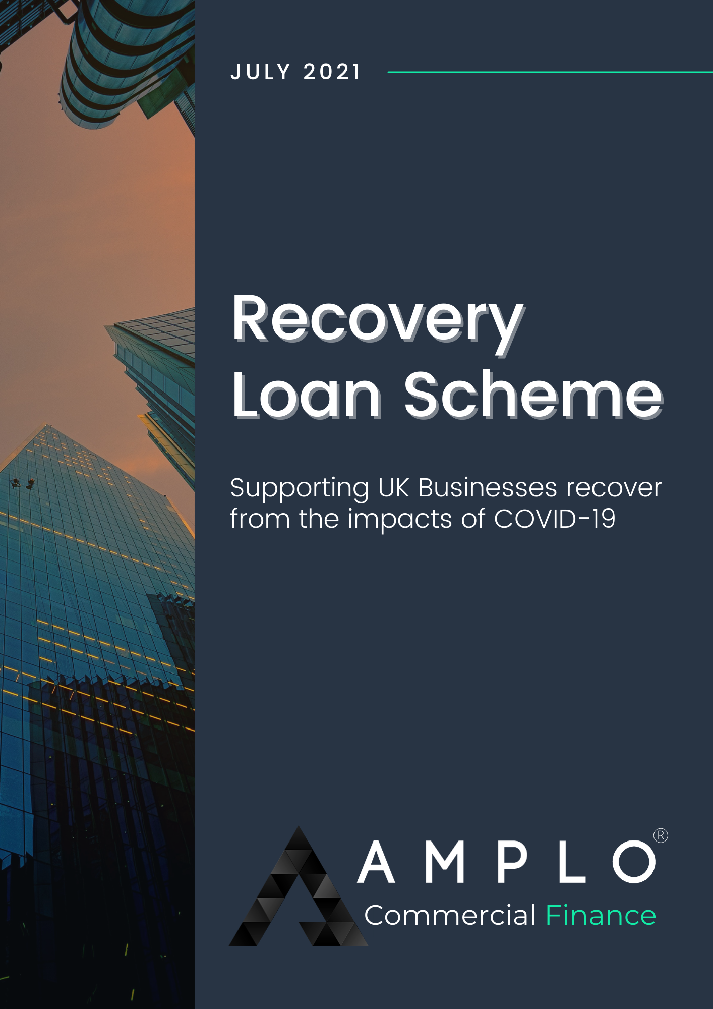 Recovery Loan Scheme - Everything You Need To Know